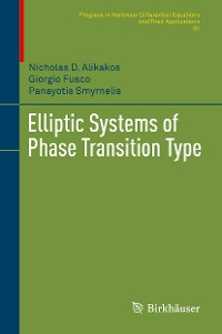Cover Elliptic Systems of Phase Transition Type