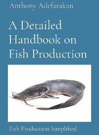Cover A Detailed Handbook on Fish Production
