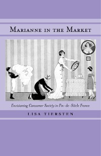 Cover Marianne in the Market