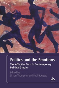 Cover Politics and the Emotions