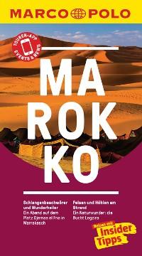 Cover MARCO POLO Reiseführer Marokko