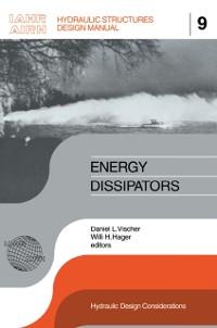 Cover Energy Dissipators