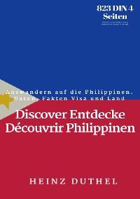 Cover Discover Entdecke Découvrir Philippinen