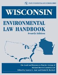 Cover Wisconsin Environmental Law Handbook