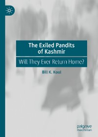 Cover The Exiled Pandits of Kashmir