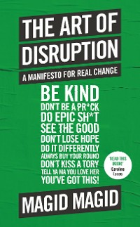 Cover The Art of Disruption
