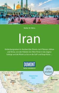 Cover DuMont Reise-Handbuch Reiseführer Iran