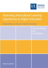 Cover Improving Intercultural Learning Experiences in Higher Education