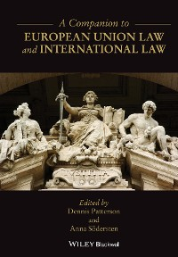 Cover A Companion to European Union Law and International Law