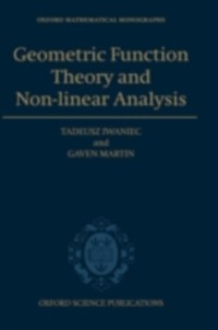 Cover Geometric Function Theory