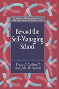 Cover Beyond the Self-Managing School