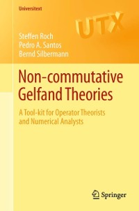 Cover Non-commutative Gelfand Theories