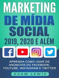 Cover Marketing de Mídia Social 2019, 2020 e Além