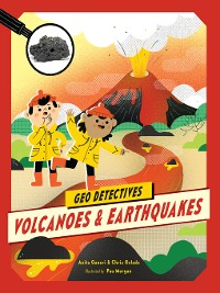Cover Volcanoes and Earthquakes