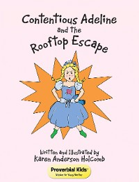 Cover Contentious Adeline and the Rooftop Escape