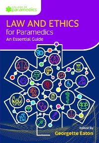 Cover Law and Ethics for Paramedics