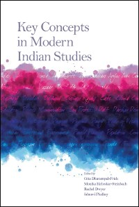 Cover Key Concepts in Modern Indian Studies