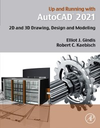 Cover Up and Running with AutoCAD 2021