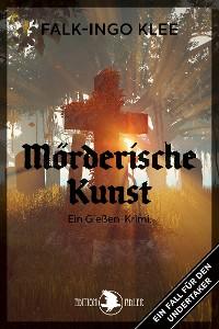 Cover Mörderische Kunst