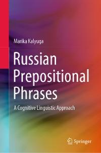 Cover Russian Prepositional Phrases