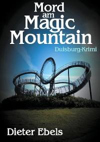 Cover Mord am Magic Mountain