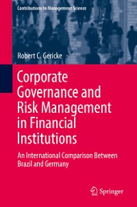 Cover Corporate Governance and Risk Management in Financial Institutions