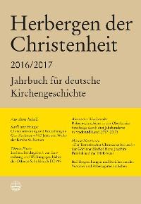 Cover Herbergen der Christenheit 2016/2017