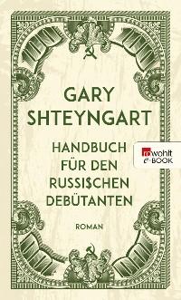Cover Handbuch für den russischen Debütanten