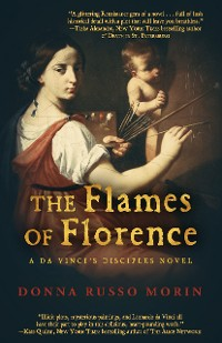 Cover The Flames of Florence