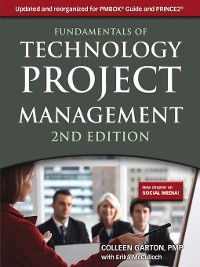 Cover Fundamentals of Technology Project Management