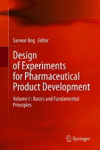 Cover Design of Experiments for Pharmaceutical Product Development