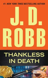 Cover Thankless in Death