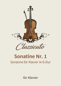 Cover Sonatine Nr. 1