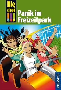 Cover Die drei !!!, 29, Panik im Freizeitpark (drei Ausrufezeichen)