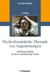 Cover Psychodynamische Therapie von Angststörungen