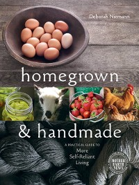 Cover Homegrown and Handmade