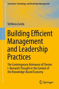 Cover Building Efficient Management and Leadership Practices