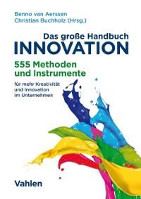 Cover Das große Handbuch Innovation