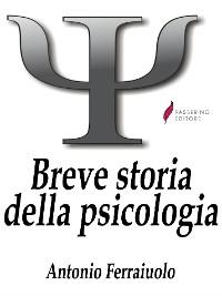 Cover Breve storia della psicologia