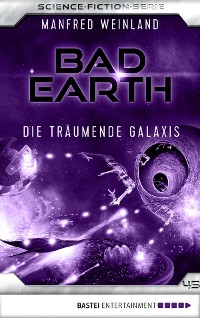 Cover Bad Earth 45 - Science-Fiction-Serie