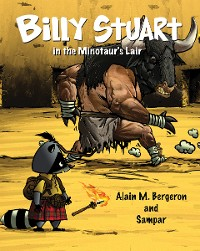 Cover Billy Stuart in the Minotaur's Lair