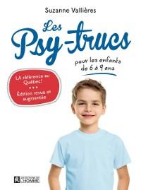 Cover Les Psy-trucs pour les enfants de 6 a 9 ans