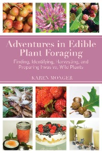 Cover Adventures in Edible Plant Foraging