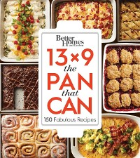 Cover Better Homes and Gardens 13x9 The Pan That Can
