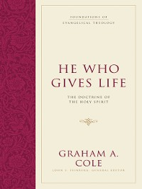 Cover He Who Gives Life