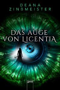 Cover Das Auge von Licentia