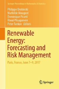 Cover Renewable Energy: Forecasting and Risk Management