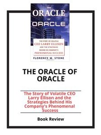 Cover The Oracle of Oracle