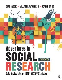 Cover Adventures in Social Research