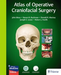 Cover Atlas of Operative Craniofacial Surgery